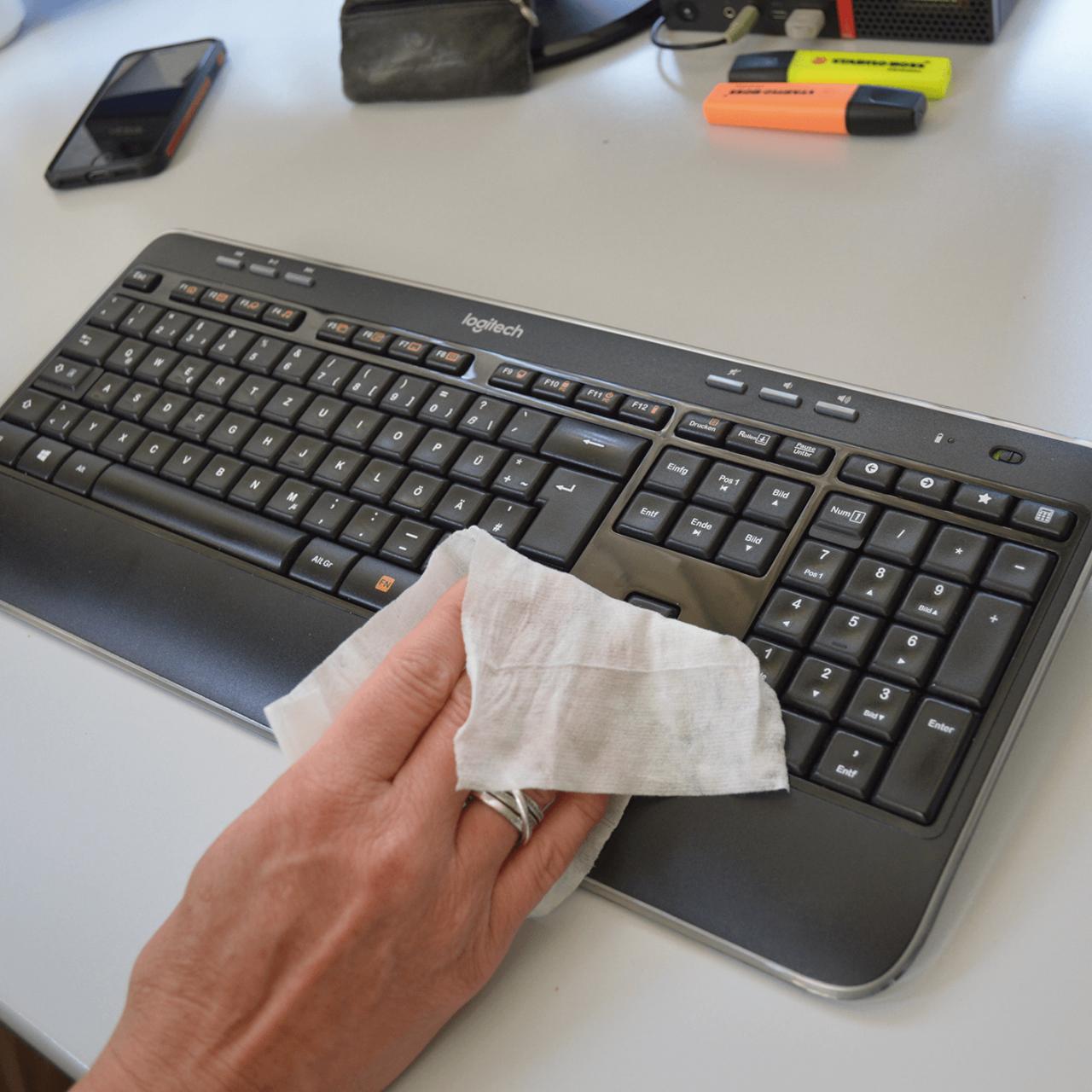 Desinfektionstücher Dictum soft-wipe (MB 6) Bild 4