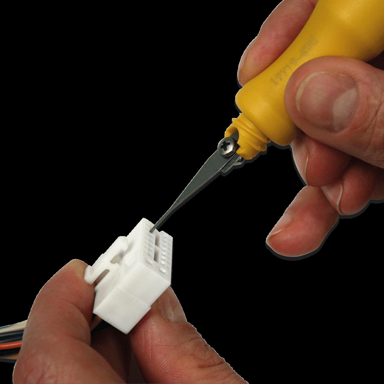 Stecker-Entriegelungswerkzeug-Satz Bild 2
