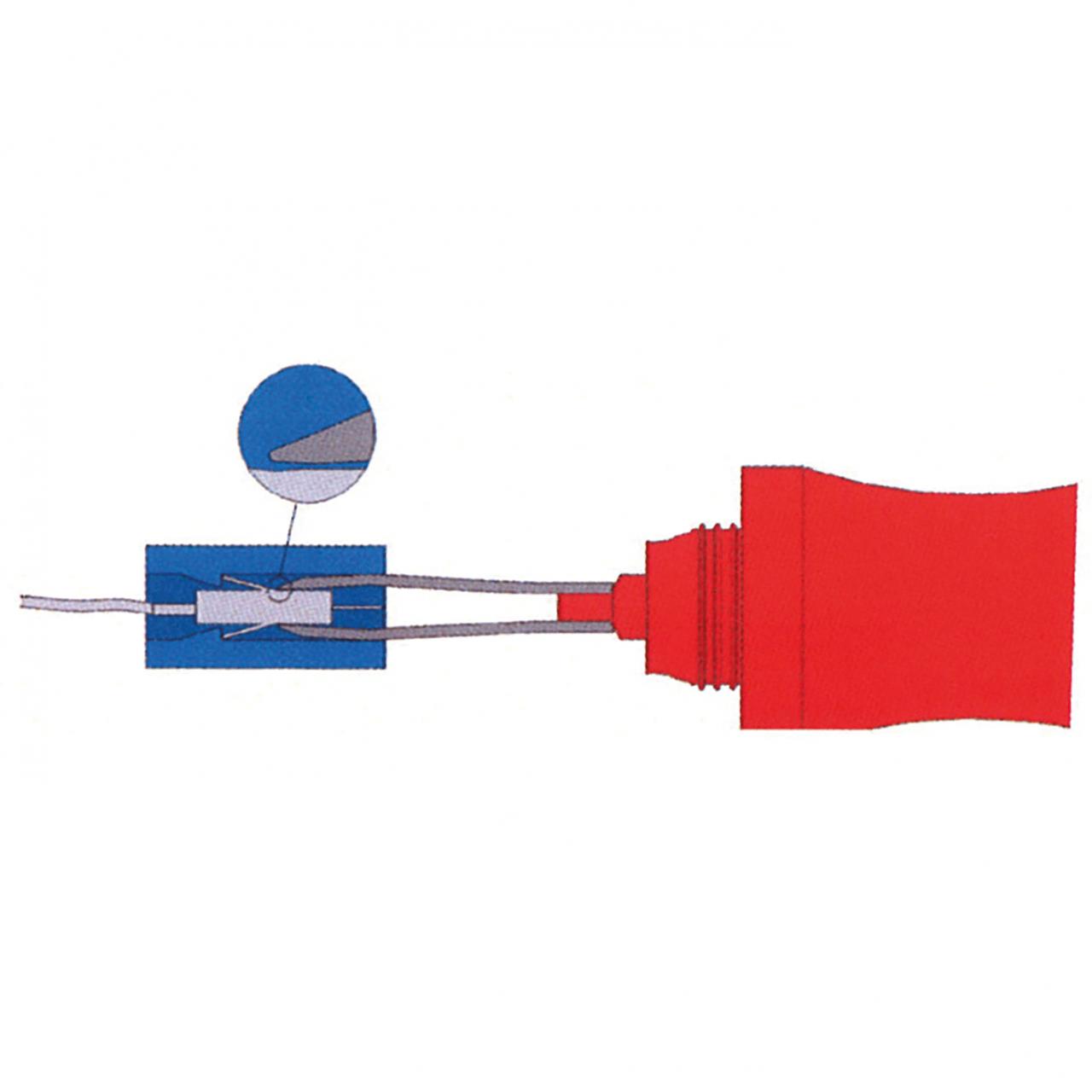 Stecker-Entriegelungswerkzeug-Satz Bild 5