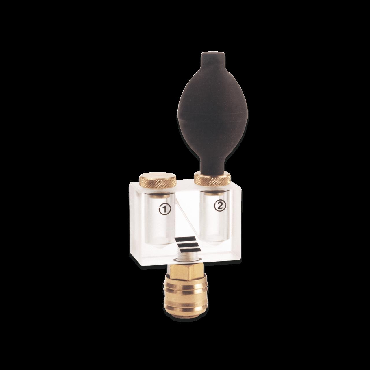 Zylinderkopf-Dichtigkeits-Prüfgerät Bild 1