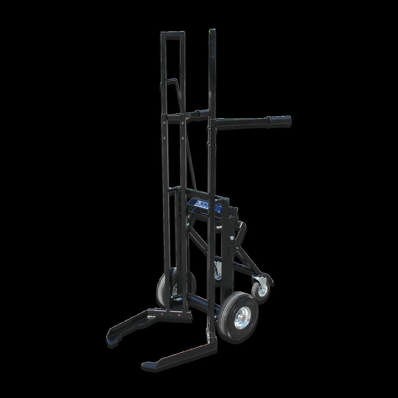 Reifen-Transportkarre Bild 1