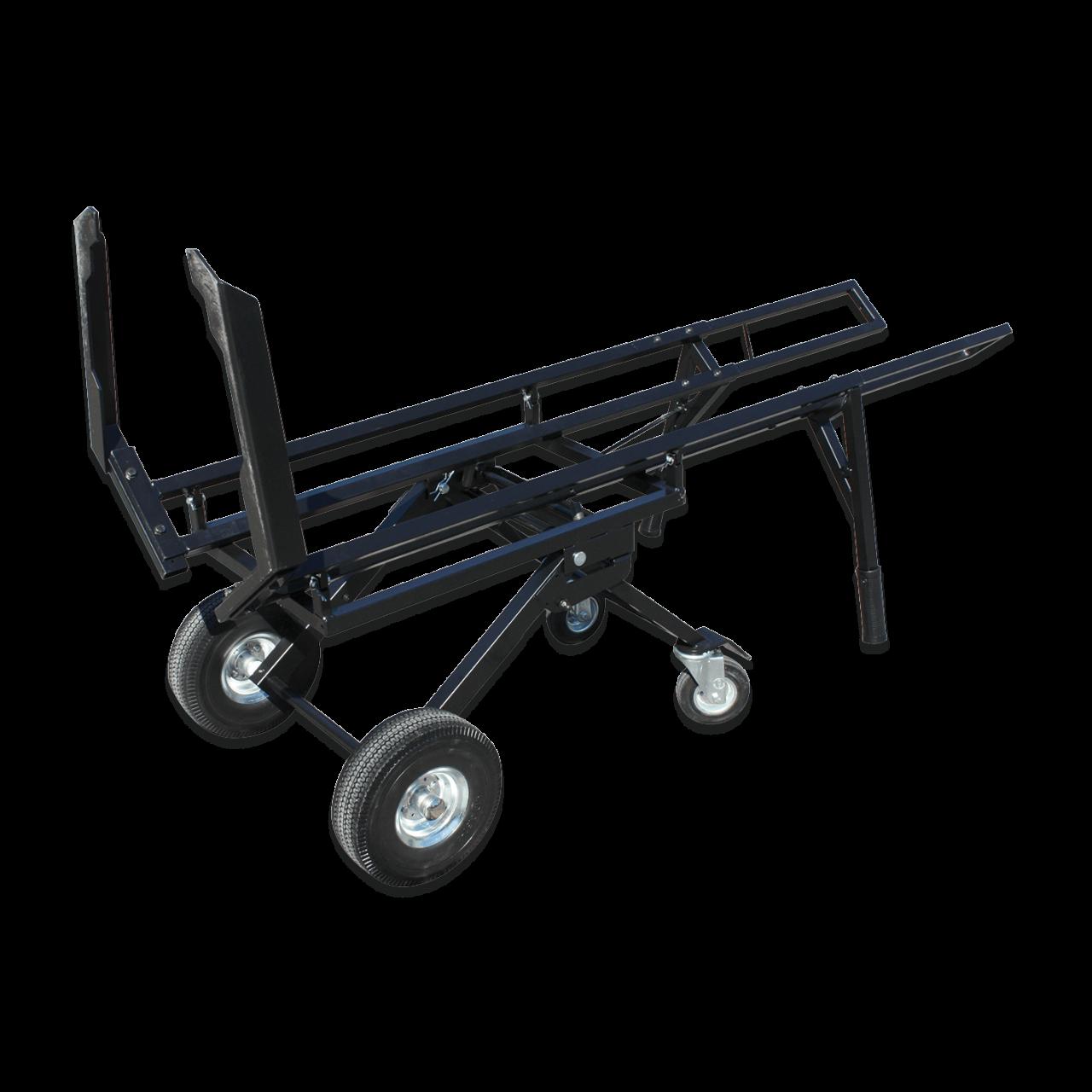 Reifen-Transportkarre Bild 2
