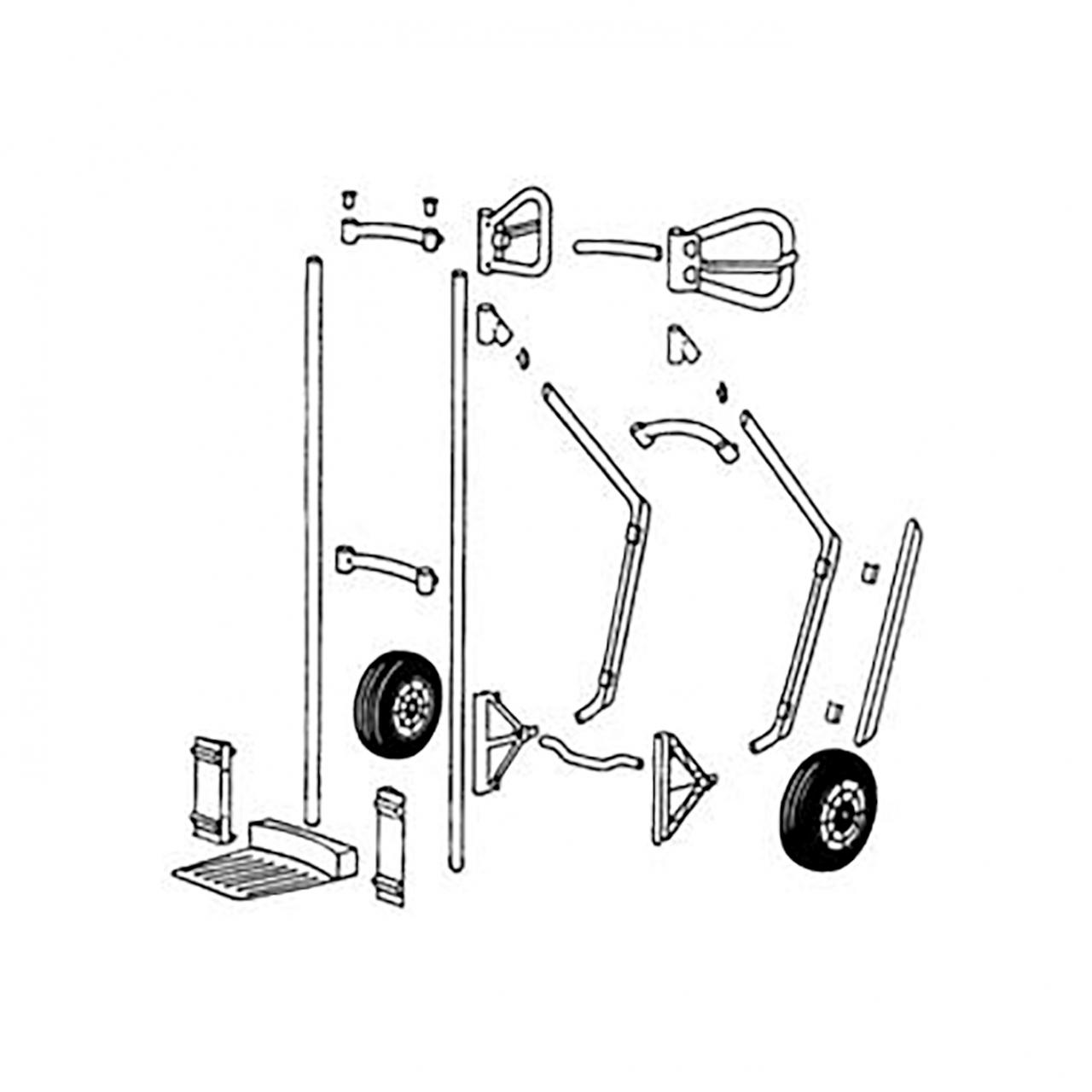 Reifen-Transportkarre Bild 5