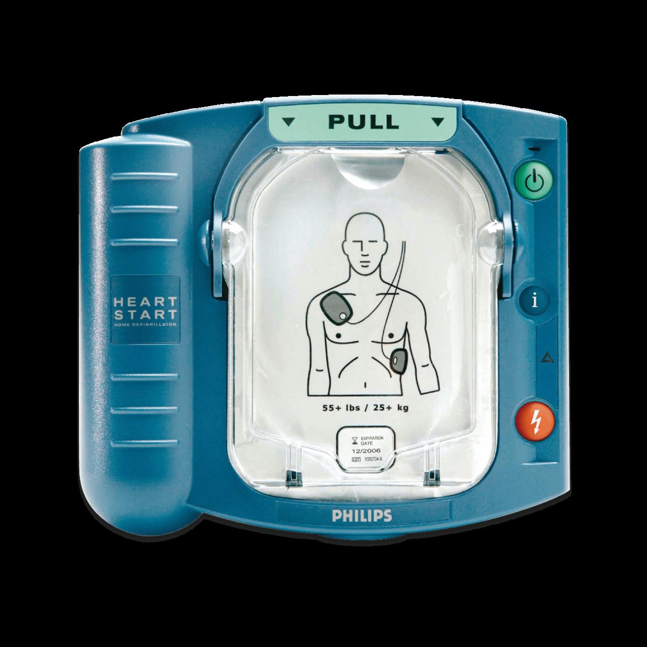 Defibrillator Bild 1