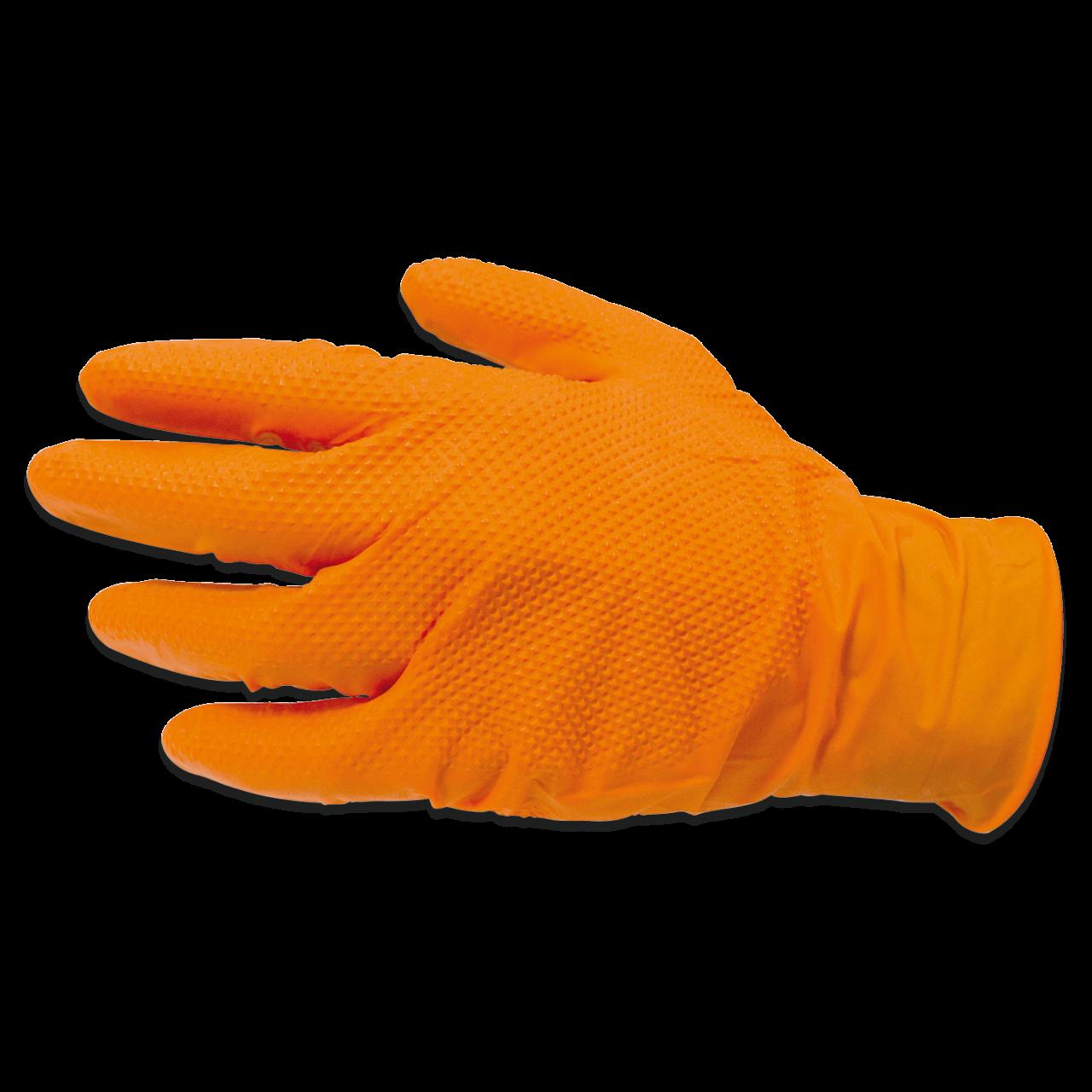Nitril-Handschuhe Bild 1
