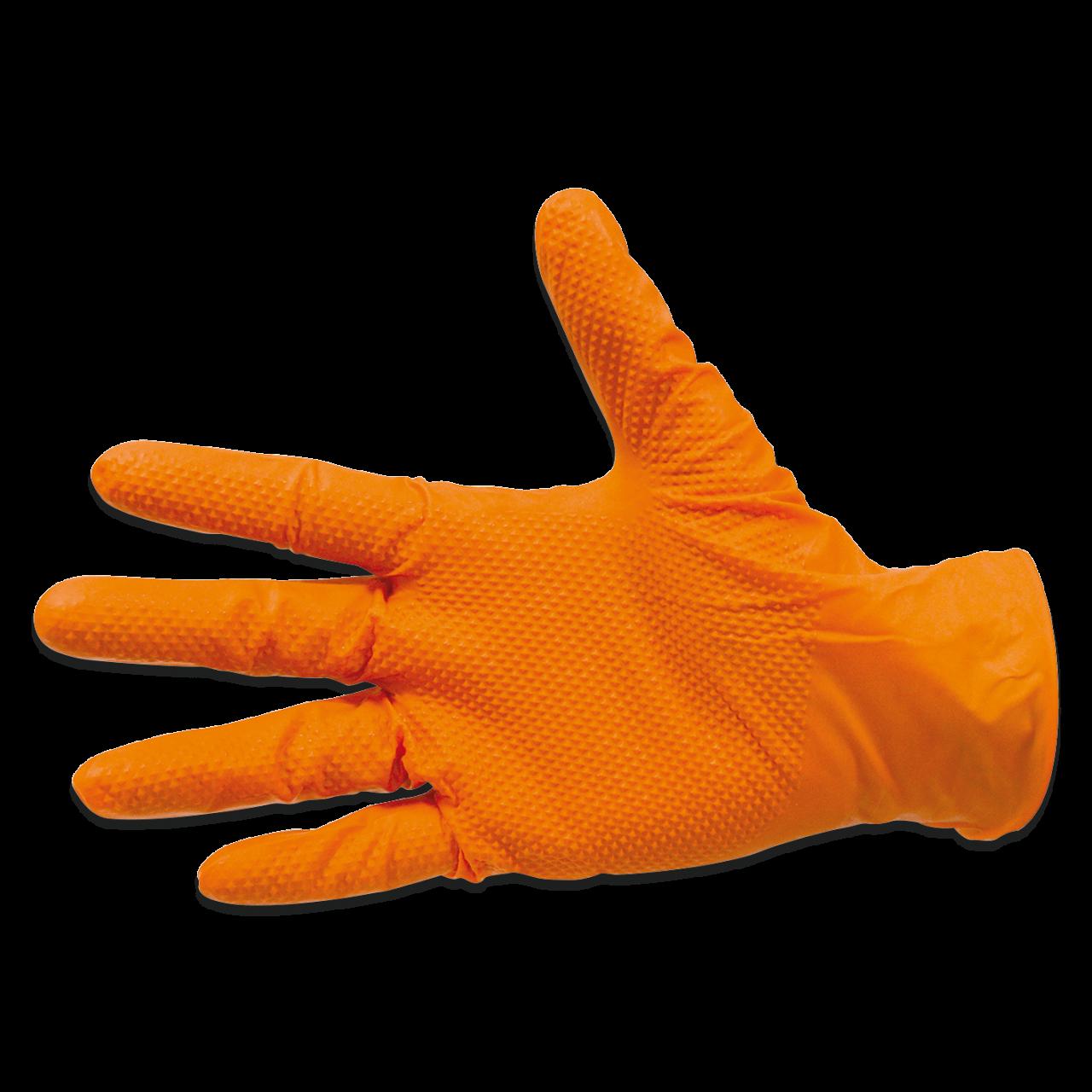 Nitril-Handschuhe Bild 2