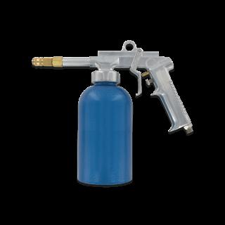 Druckbecher-Pistole