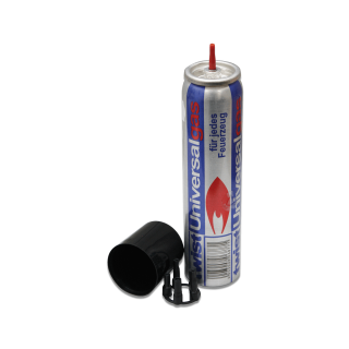 Butan-Feuerzeuggas