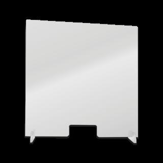 Hygiene-Schutzwand breit